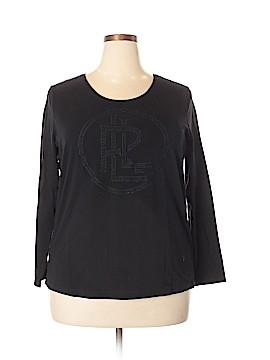 L-RL Lauren Active Ralph Lauren Long Sleeve T-Shirt Size 2X (Plus)