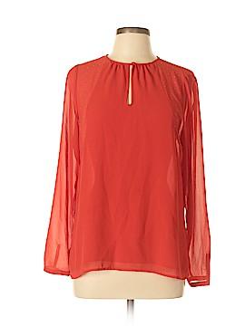 Lost April Long Sleeve Blouse Size L