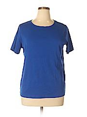 Jones New York Sport Women Short Sleeve T-Shirt Size 1X (Plus)