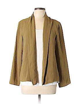 Eileen Fisher Silk Cardigan Size L (Petite)