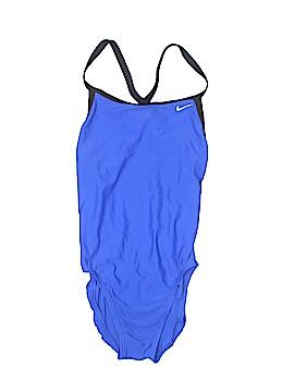Nike One Piece Swimsuit Size 4