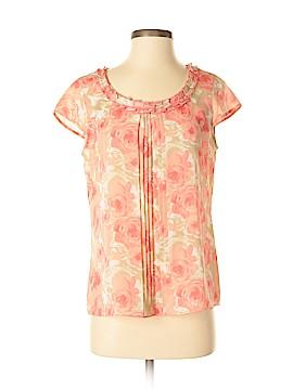 Anne Klein Short Sleeve Blouse Size S