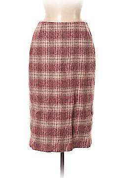Oscar De La Renta Casual Skirt Size 4