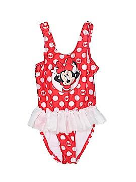 Disney One Piece Swimsuit Size 24 mo
