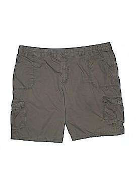 Merona Cargo Shorts Size 18 (Plus)