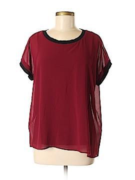 Design History Short Sleeve Blouse Size M