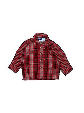 Great Guy Long Sleeve Button-Down Shirt Size 12 mo
