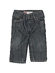 Levi's Boys Jeans Size 12 mo