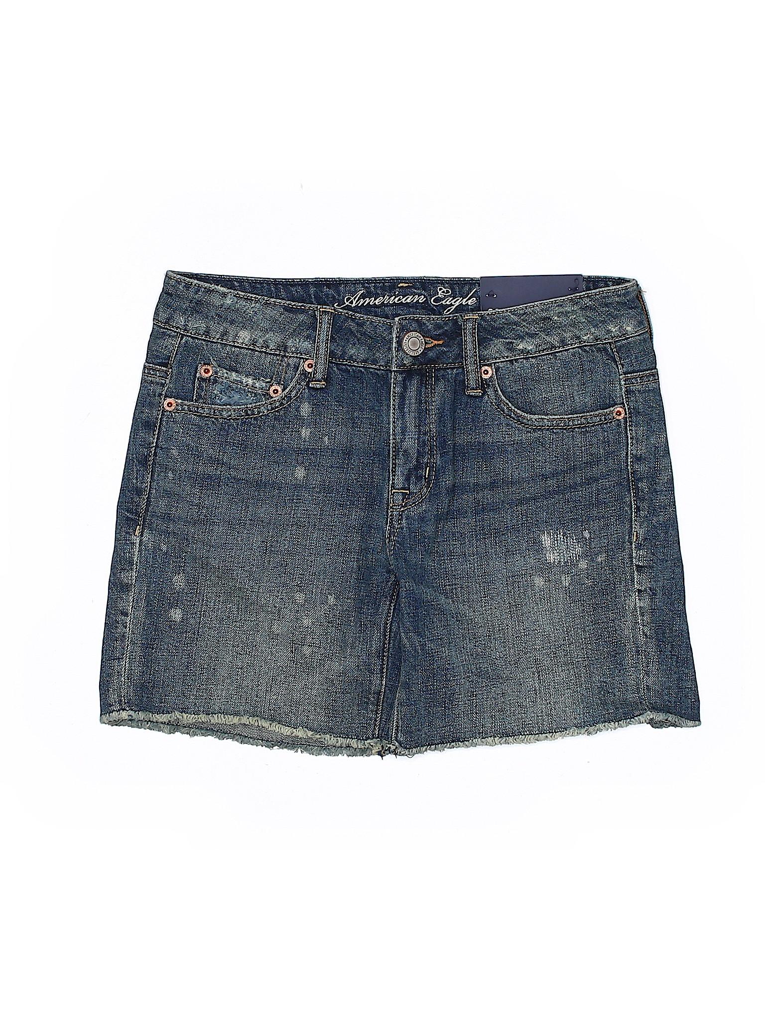 Leisure Shorts Eagle Boutique Denim Outfitters American dWTndOpq7
