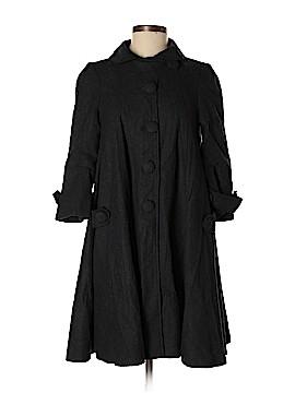 Double Zero Wool Coat Size S