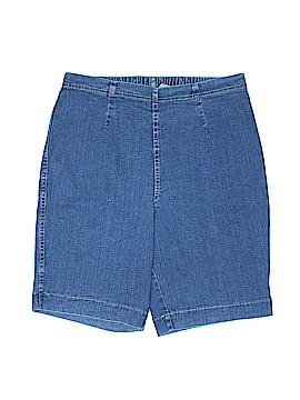 White Stag Denim Shorts Size 16