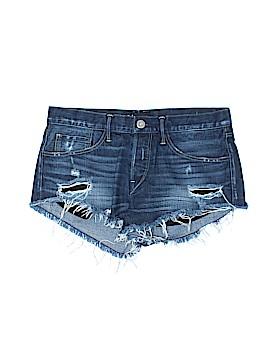 3x1 Denim Shorts 26 Waist