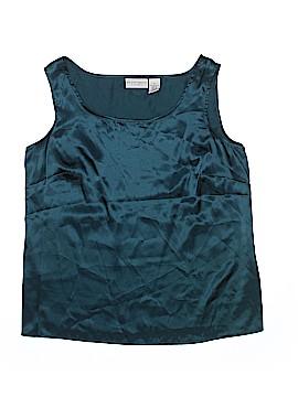 Jaclyn Smith Sleeveless Blouse Size 1X (Plus)