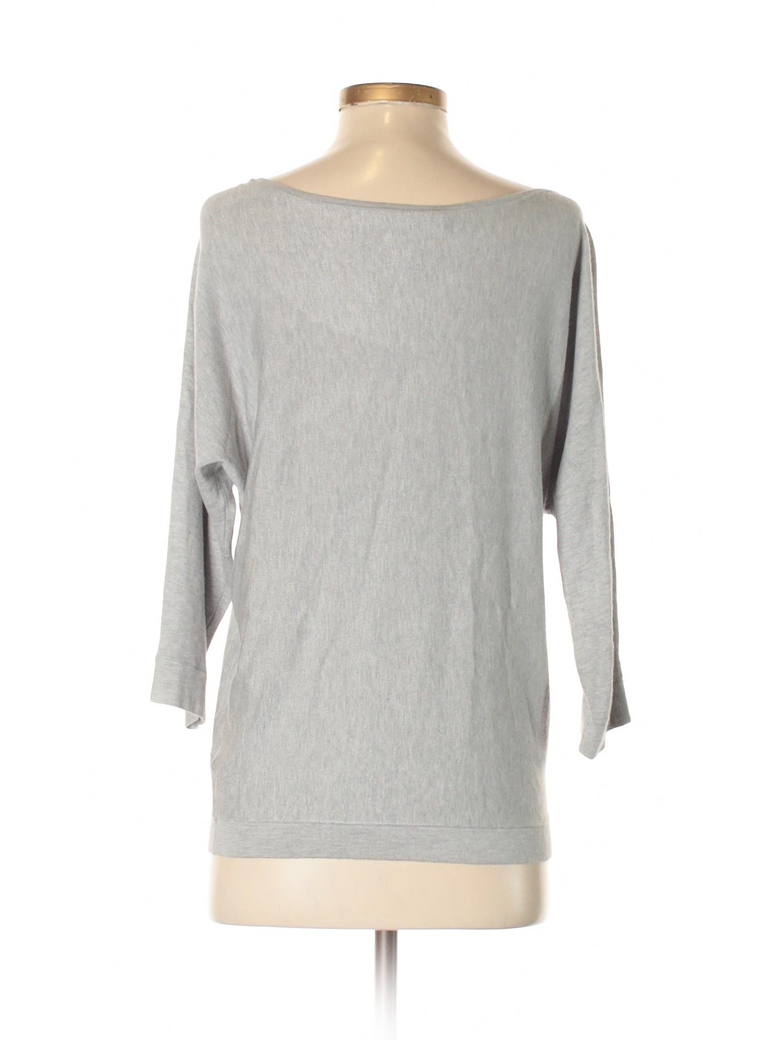 Market Sweater White Pullover Boutique Black House YwvZqOf0