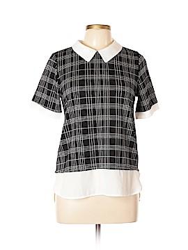 Monteau Short Sleeve Top Size L
