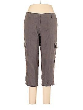Eileen Fisher Linen Pants Size 10 (Petite)