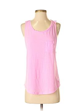 Victoria's Secret Pink Sleeveless T-Shirt Size XS (Petite)