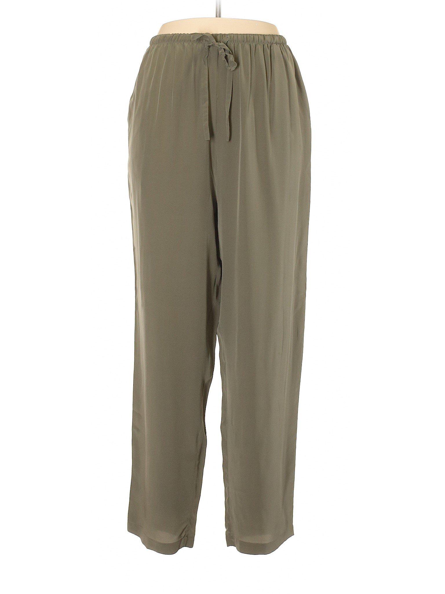 Silk Simply Silk Boutique Pants winter n8YvwExqH