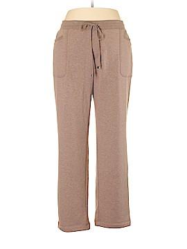 Isaac Mizrahi LIVE! Sweatpants Size XL