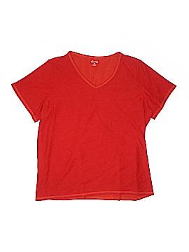 Curves Short Sleeve T-Shirt Size 2X (Plus)