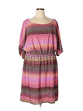 Fynn & Rose Casual Dress Size 24 (Plus)