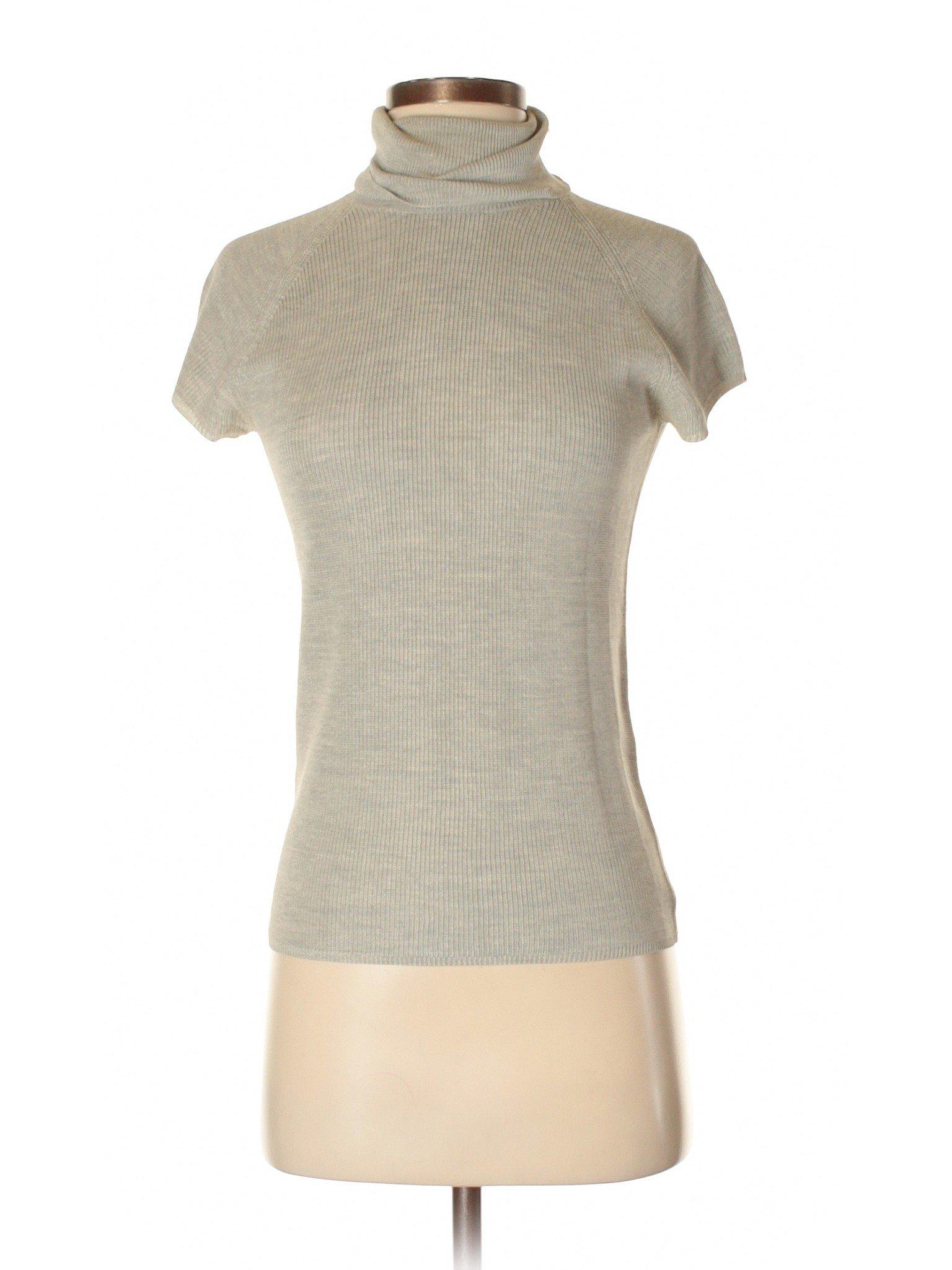 Boutique Isaac York Silk Pullover Sweater New Mizrahi ZwS1AZpxq