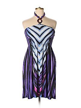 Second Skin Casual Dress Size 2X (Plus)