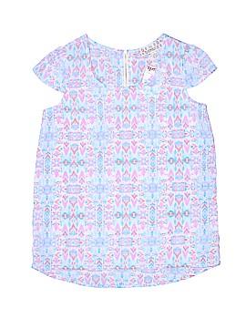 PINK Republic (Heart) Short Sleeve Blouse Size L (Kids)