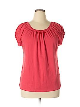 Grace Elements Short Sleeve Top Size XXL