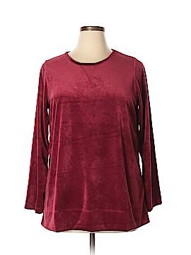 Woman Within Sweatshirt Size 16 - 14