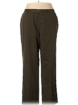 Cj Banks Khakis Size 26WTall (Plus)