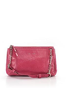Cole Haan Leather Shoulder Bag One Size