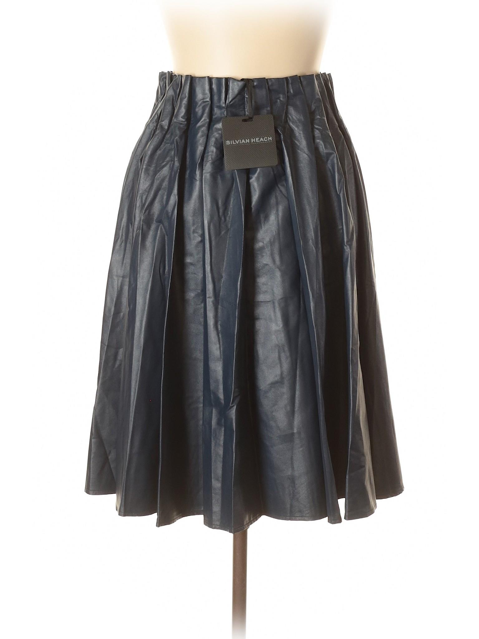 Skirt Boutique Faux Skirt Leather Faux Leather Boutique Boutique Faux qvw6FcT