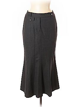 Céline Wool Skirt Size 38 (FR)