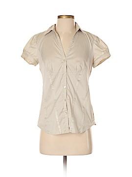 Armani Exchange Short Sleeve Button-Down Shirt Size M