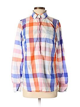 J. Crew Long Sleeve Button-Down Shirt Size 4