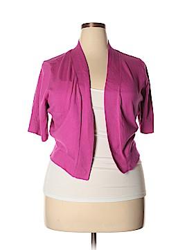 Roz & Ali Cardigan Size 1X (Plus)