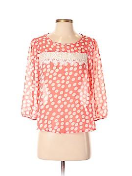 Monteau 3/4 Sleeve Blouse Size S