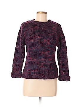 Aqua Pullover Sweater Size M