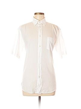 Hartford Short Sleeve Button-Down Shirt Size M