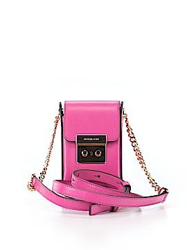 Michael Kors Leather Crossbody Bag One Size