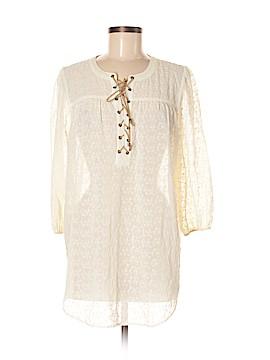 Tasha Polizzi Collection 3/4 Sleeve Blouse Size M