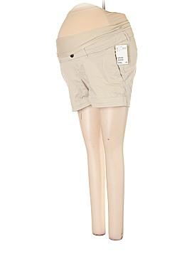 H&M Mama Khaki Shorts Size 6 (Maternity)