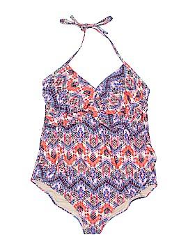 Liz Lange Maternity for Target One Piece Swimsuit Size XXL (Maternity)