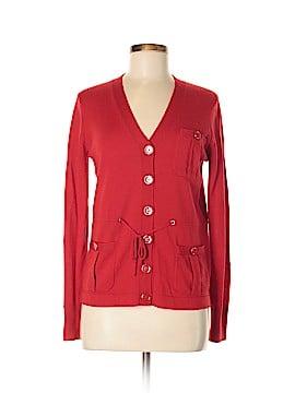 CARDIGAN Wool Cardigan Size M
