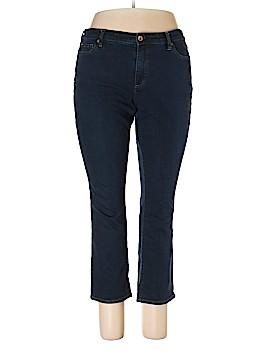 Lands' End Jeans Size 14 (Petite)