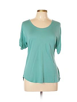 American Rag Cie Short Sleeve Blouse Size XL