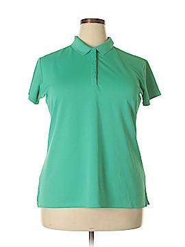 Columbia Short Sleeve Polo Size 1X (Plus)