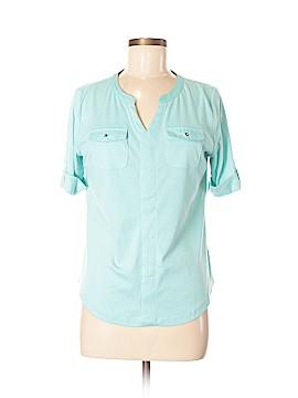 Croft & Barrow Short Sleeve T-Shirt Size M (Petite)