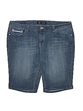 Love Nation Denim Shorts Size 20 (Plus)